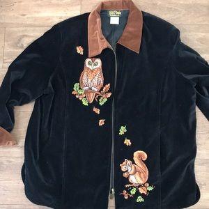 Bob Mackie coat